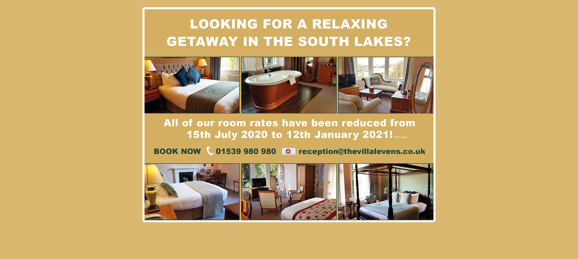 Levens – Reduced Room Rates7