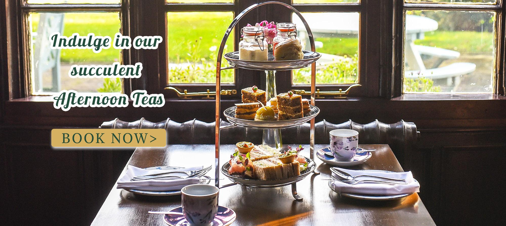 Afternoon Tea Lancashire Hotel