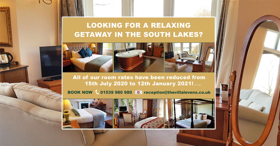 South Lakes Hotels Cumbria